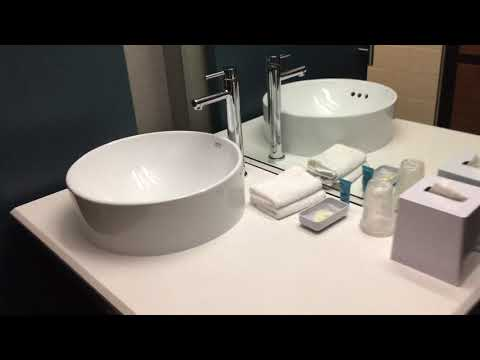 Aloft Hotel - Room Walkthrough