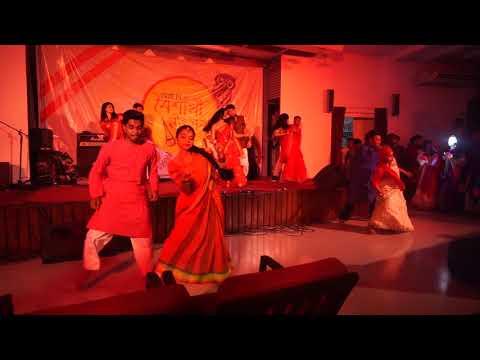 IBA Boishakhi Utshob 1425 - Dhakai Saree (Dance Performance by BBA 26th)