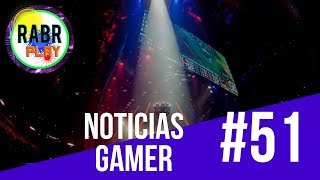 Noticias Gaming #51 BATTLEFIELD V - CRACKDOWN 3 - HEROES OF THE STORM - FEN1X - ESPORTS