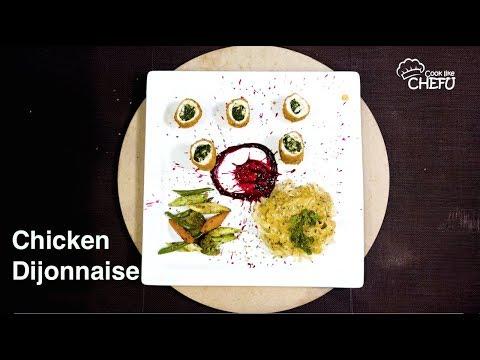 How to make Chicken Dijonnaise like HashtagChaiCafe