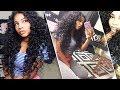 Sza Inspired GRWM| Hair Edition | Her Hair Company