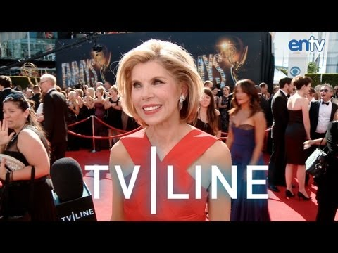 "Emmy 2013: Christine Baranski Previews ""The Good Wife"" Season 5 - TVLine"