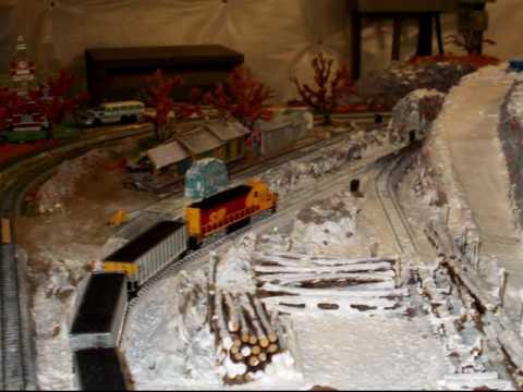 Arizona and Southwest Model Railroad Society