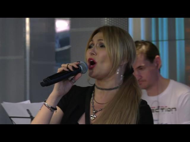 Анжелика Агурбаш - Роза На Снегу (LIVE @ Авторадио)