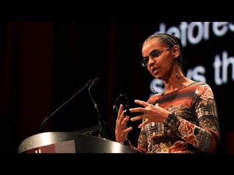Marina Silva - The New Global Activist - 2013 Skoll World Forum on Social Entrepreneurship