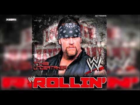 WWE: Rollin Air Raid Vehicle The Undertaker Theme Song + AE Arena Effect