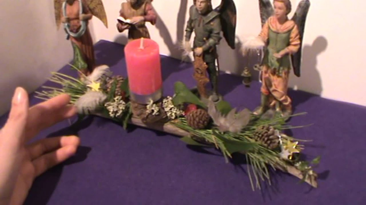 Hacer un tronco de navidad para adornar la mesa youtube - Adornar mesa de navidad ...