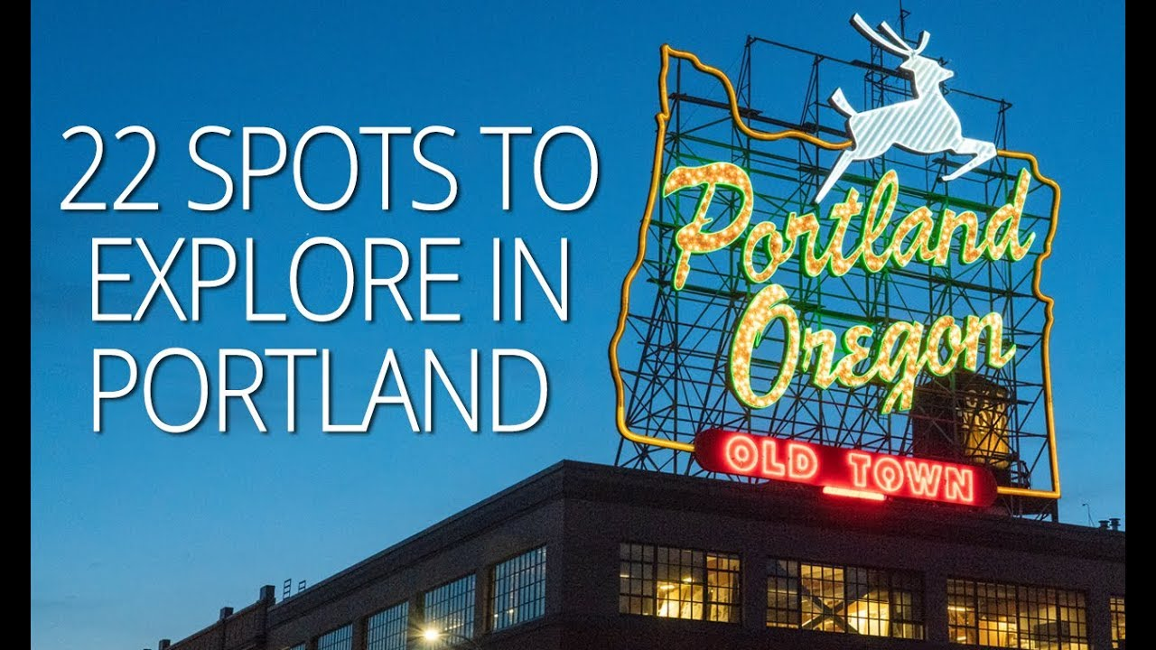 Download 22 Things to Do in Portland, Oregon