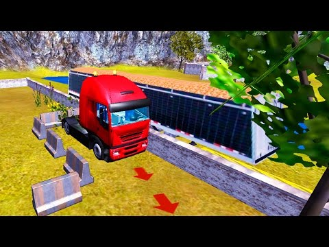Farm Truck 3D Wheat 2 - Android Gameplay HD Video