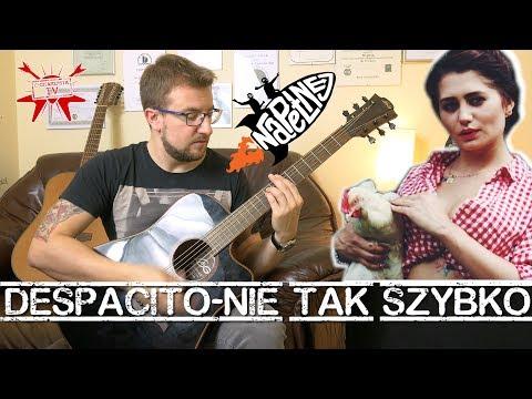 Nie Tak Szybko (parodia Despacito) - lekcja dla początkujących! - e-gitarzystaTV + Na Pełnej