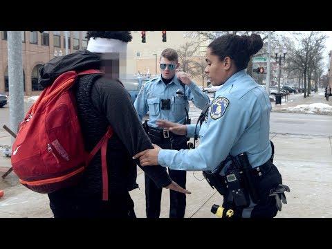 Lansing Police Dept. Ride Along - Part 2
