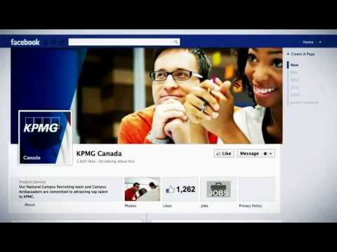 KPMG Social Media Guidelines - Think Global, Think Social