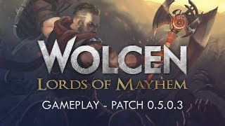 Wolcen: Lords Of Mayhem - Gameplay [0.5.0.3]