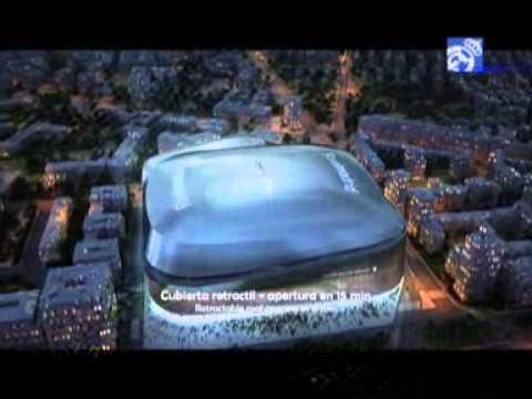 El nuevo santiago bernab u youtube for Puerta 38 santiago bernabeu