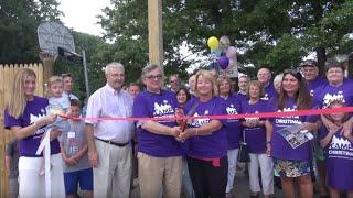 Stoughton YMCA Camp Christina Dedication