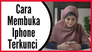 CARA MEMBUKA IPHONE 5 YANG TERKUNCI 2017..