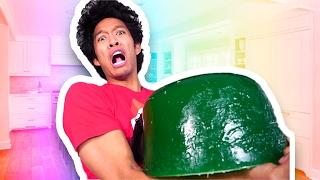 Giant Jello Marshmallow!!!