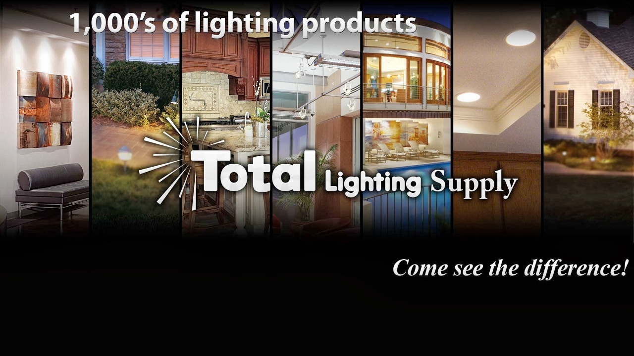 Total Lighting Supply Live Stream