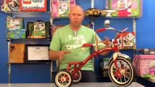 Radio Flyer Dual Deck Tricycle