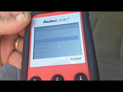 Honda Odyssey check engine light came on reset p1465
