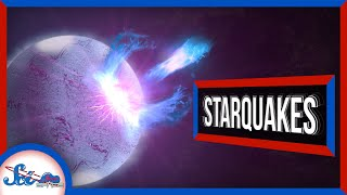 Starquakes Could Be Behind 3 Cosmic Mysteries