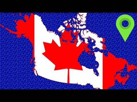 Canada & How Borders Define A Country