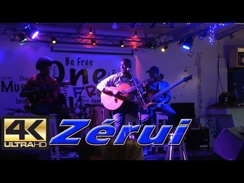 Zerui Depina at Freedom Beach Club - 4K UHD