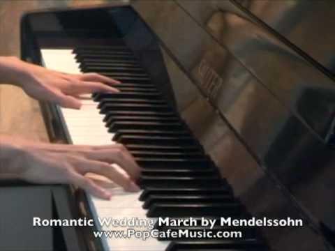 Elegant Wedding March  Mendelssohn Lg Versi  Miranda Wg