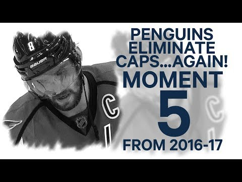No. 5/100: Penguins eliminate Capitals... again