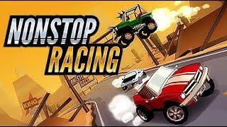 Пограти у Nonstop Racing: Craft and Race на android або ios