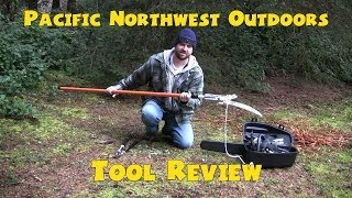 Tool Review - Fiskars Pole Saw - Pacific Northwest Outdoors