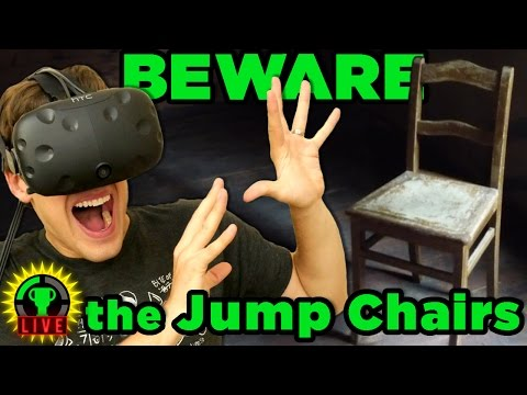 CAUTION Jump Chairs Ahead! - Chair in a Room: Greenwater (Part 2 of 3)