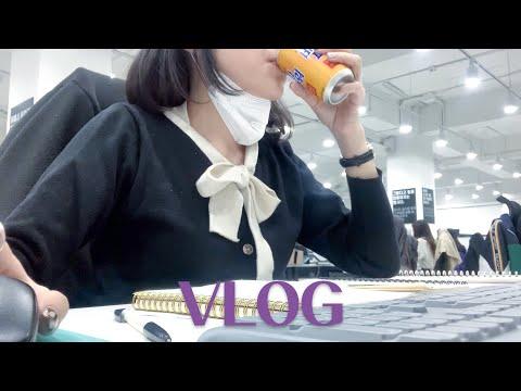 韓國上班族:上下班的日常生活|三餐吃什麼|직장인 브이로그|하루 3끼|雀斑阿啾JulieTube