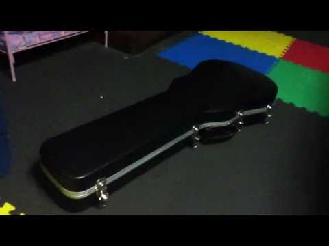 Musicians Friend Les Paul Case Review