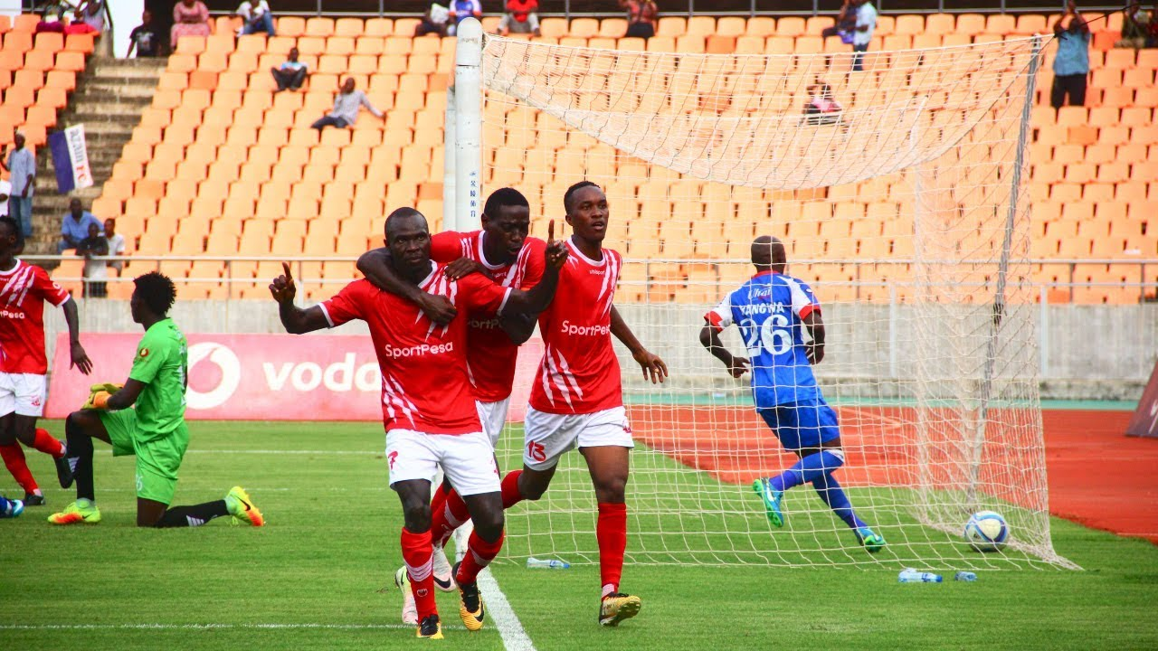 GOLI LA OKWI SIMBA 1-0 AZAM