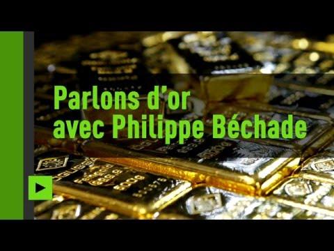 Parlons d'or avec Philippe Béchade (interview intégrale)