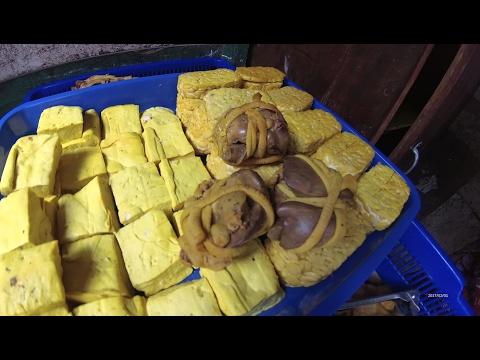 Jakarta Street Food 1202 Part.1 Chicken Rib Giblet Kerongkongan Ayam Rempela 5088