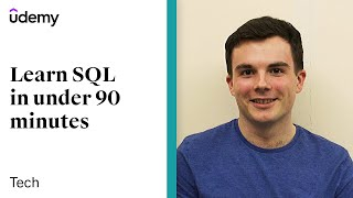 SQL Tutorial: Learn SQL In One Video | Udemy Instructor, Jon Avis
