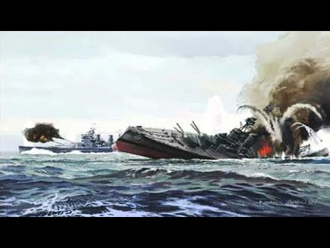 Sinking the Bismarck! From the Depths!