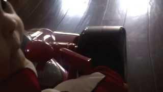 Sara Ferrari Test Drive