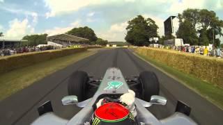 F1 Car Run With MY GoPro thumbnail