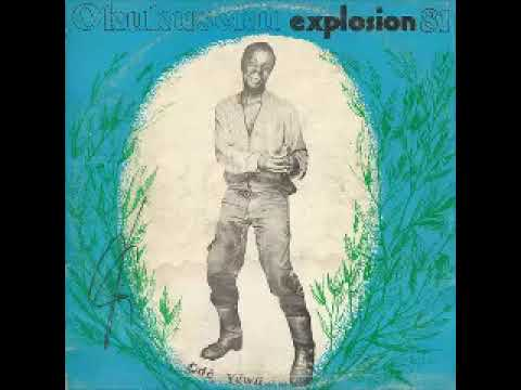 Okukuseku's No 2 Band Of Ghana ‎– Explosion 81 : 80's GHANAIAN Highlife Old School Folk Music ALBUM