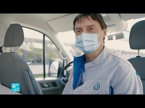 ريبورتاج: شركات ألمانية تتيح لعمالها التلقيح ضد فيروس كورونا