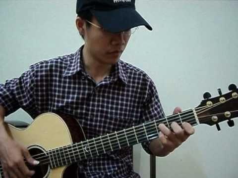 Chris Medina - What Are Words Guitar Solo - http://williamkok.com