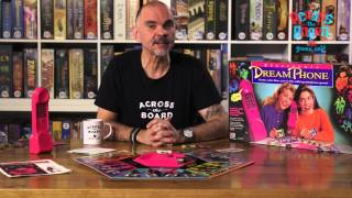 DreamPhone at Across the Board Game Café for Retro Month