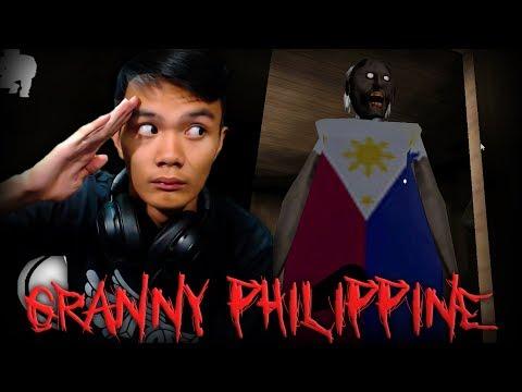 PILIPINONG GRANNY?! | GRANNY (PHILIPPINE MOD) - ENDING