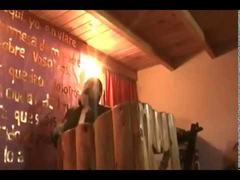 Evangelista Cristian Llanquihuen Lemunao- Video 1-Junin De los Andes-neuquen