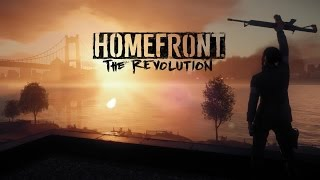 Homefront The Revolution - Red Zone Gameplay Demo (Gamescom 2015)   Official Open World Game HD