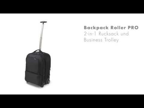Backpack Roller PRO German