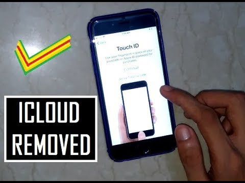 REMOVED AND UNLOCKED ICLOUD ACTIVATION LOCK ON IOS 11 NEW METHOD 2017